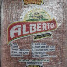 Alberto 20lb Beans