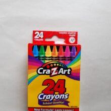CraZart 24 Crayons