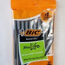 Bic 10 pack Pen