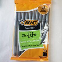 Bic black Ball pen