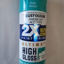 Rust-Oleum High Gloss Paint