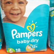 Pampers Stage 6