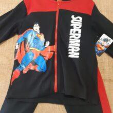 Superman Sweat Suit Set