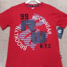 Red RocaWear T Shirt