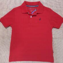 Red Nautica Shirt