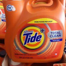 Tide Total Clean