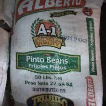 Alberto 50lbs Beans