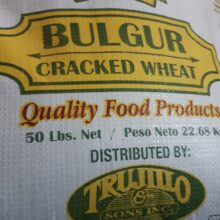 Alberto Bulgur Wheat