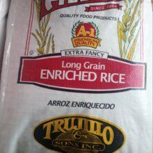 Alberto 50lb Rice