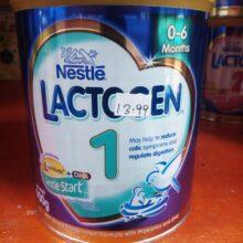 Lactogen Stage 1
