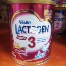 Lactogen Stage 3