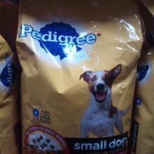 Pedigree Small Dog Food