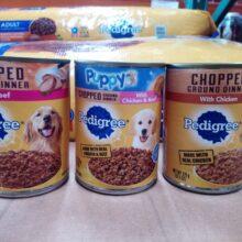 Pedigree Can Dog Food 13 0z