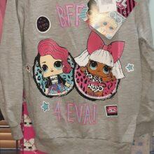 BFF Girls Sweater Set