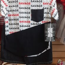 Savage Boy Outfit