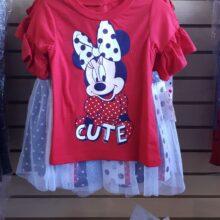 Minnie Mouse Cute Tutu Set