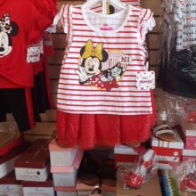 Mickey Mouse Tutu Set