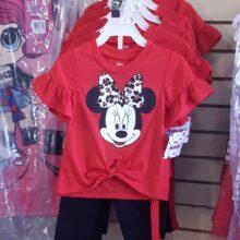 Mickey Mouse Girls Set