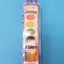 8 color Paint set