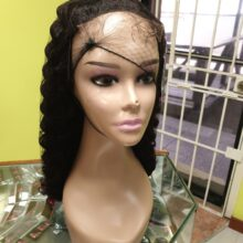 20-24″ Curly Lace Cap