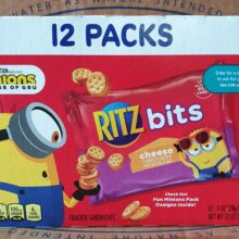 Mini Ritz bits 12ct