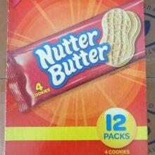 Nutter Butter 12 ct 1.9oz