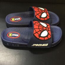 Kids Spiderman Slippers